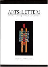 Arts and Letters Issue 1